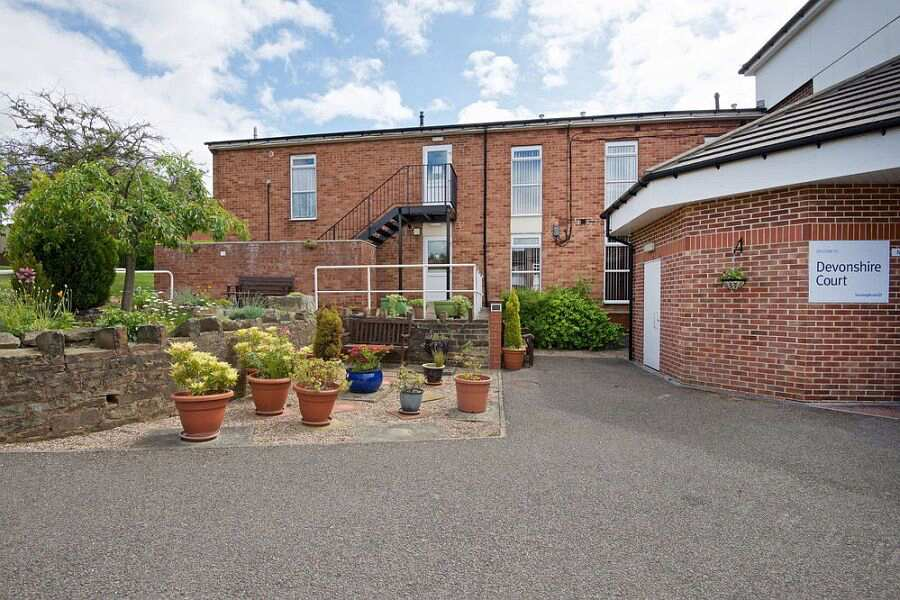 Devonshire Court Chesterfield Derbyshire S43 1ar Sheltered Housing Retirement Housing Supported Housing For Older People