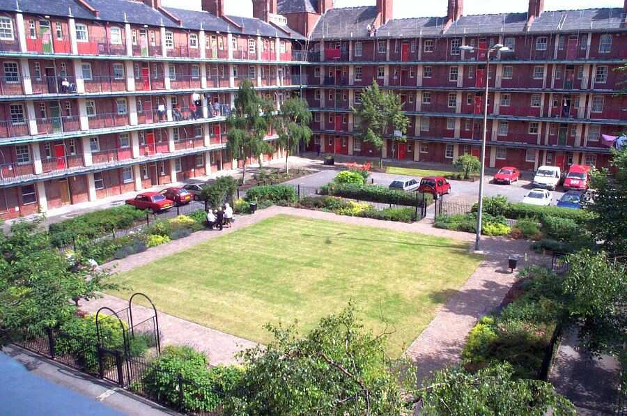 Victoria Square Manchester Greater M4 5dx Sheltered Housing Retirement Supported For Older People