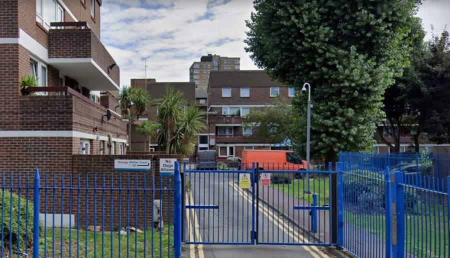 Silverlock, Southwark, Greater London, SE16 2BG   Sheltered housing