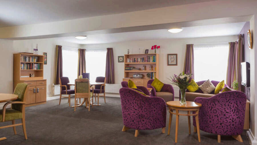 Bilton Court Windermere Drive Queensway Wellingborough Northamptonshire NN8 3FR Care Home