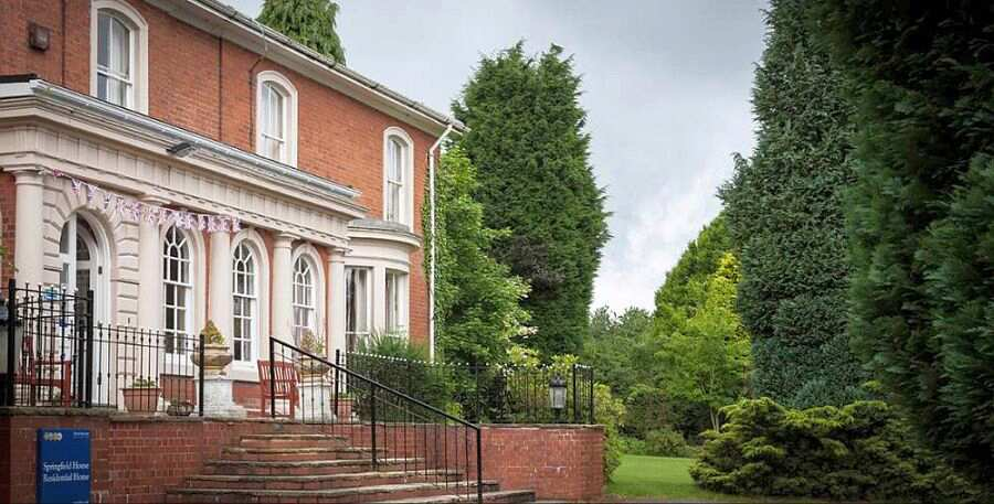 Residential Care Homes In Wolverhampton