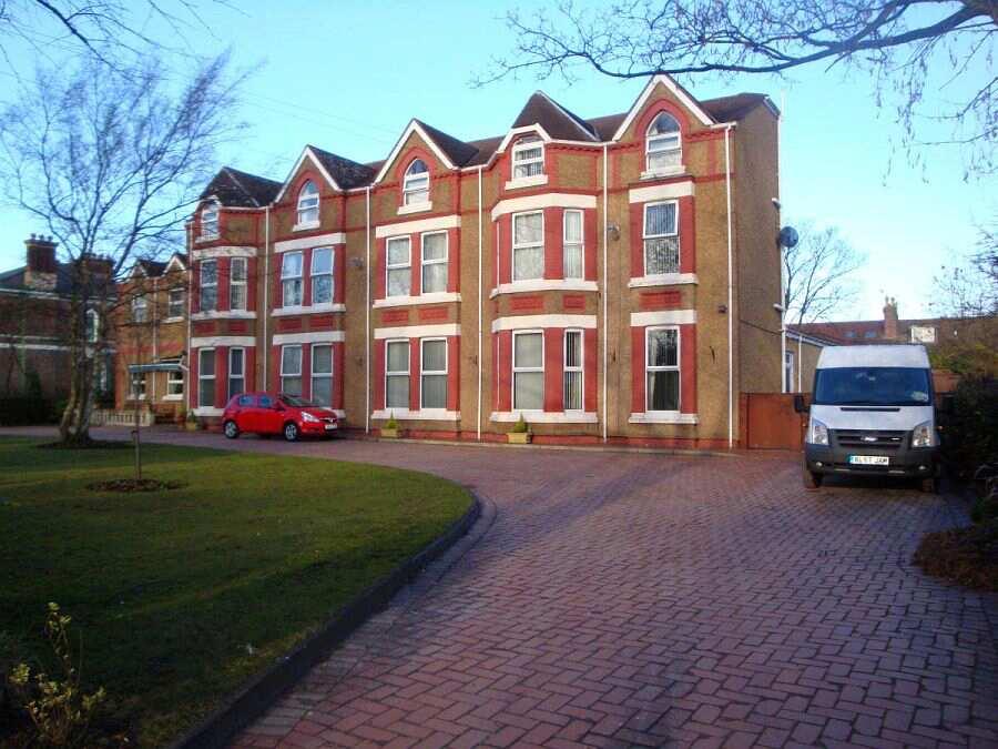 Salisbury House Wirral Merseyside CH42 4RD