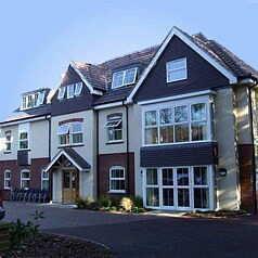 Aranlaw House Care Home Poole Dorset BH13 6HZ