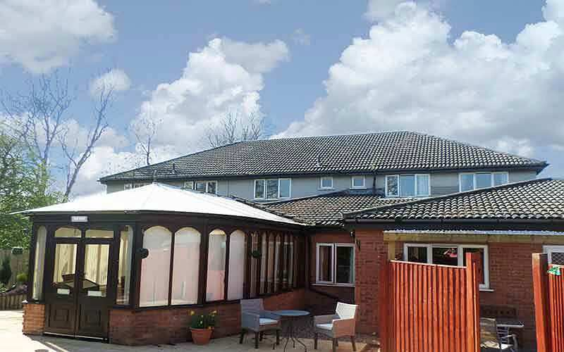 The Willows Care Home Chesterfield