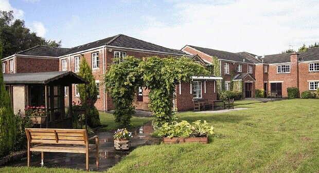 Euxton Park Care Home Chorley Lancashire PR7 6DY