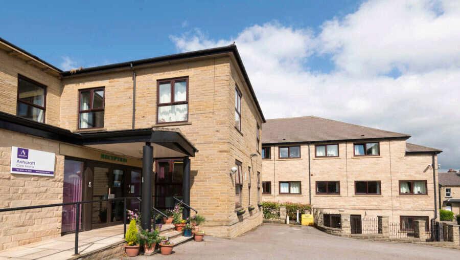 Ashcroft Care Home Bradford West Yorkshire BD2 3EF
