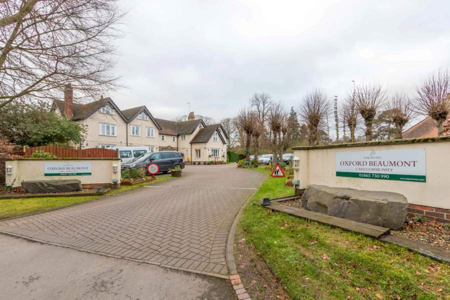 Oxford Beaumont Care Community Vale Of White Horse