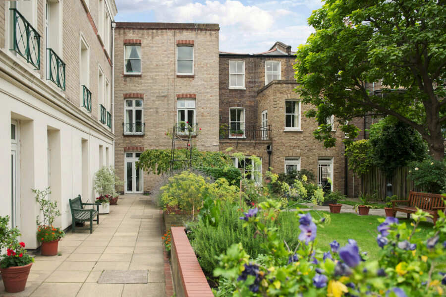 The kensington care home kensington and chelsea greater for Kensington retirement home