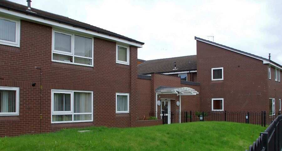Throstle Court Oldham Greater Manchester OL2 5LP