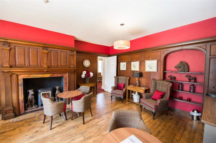 Badgeworth Care Home Cheltenham