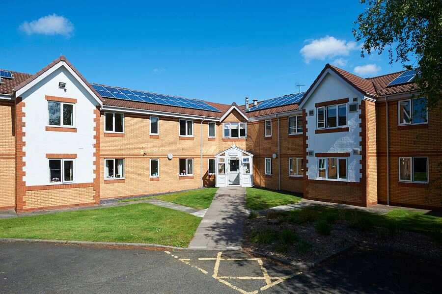 Hillside Nursing Home Huyton Liverpool