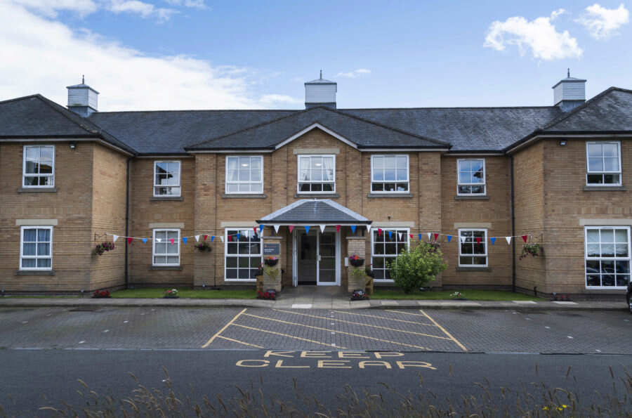 Berry Hill Care Home
