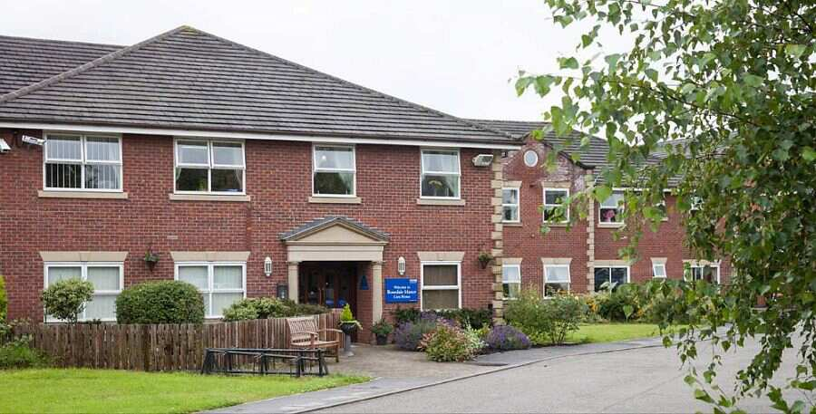 Rosedale Manor Care Home Crewe And Nantwich Cheshire