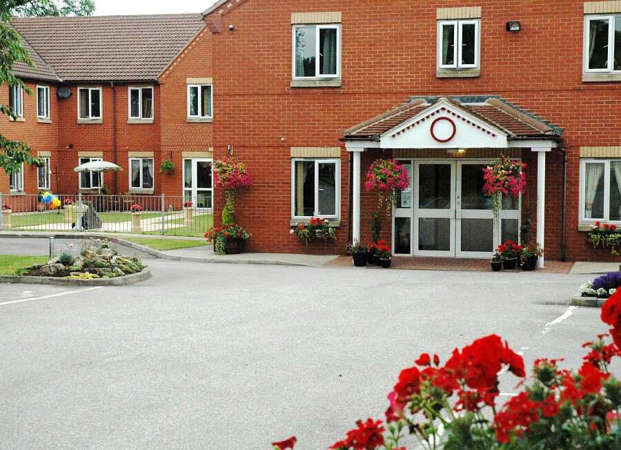Tuxford Manor Care Home Mansfield Nottinghamshire Ng22