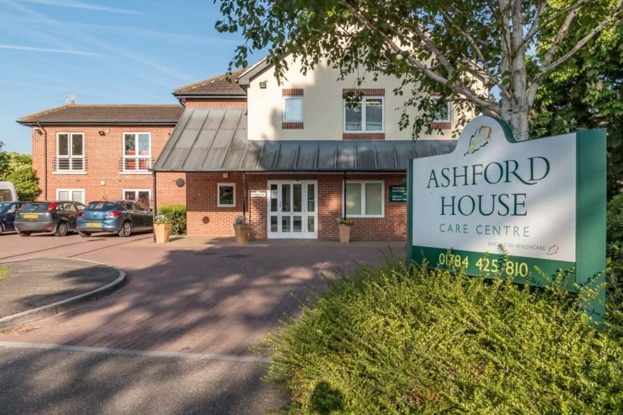 Ashford House Spelthorne Surrey Tw19 7az Nursing Home