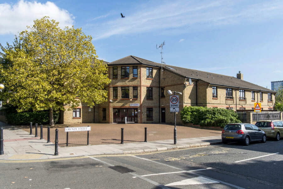 Shaftesbury Lodge Tower Hamlets Greater London E14 6EH
