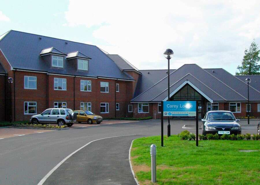 Carey Lodge Aylesbury Vale Buckinghamshire LU7 0NY