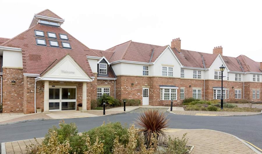 Chapel Brampton Care Home