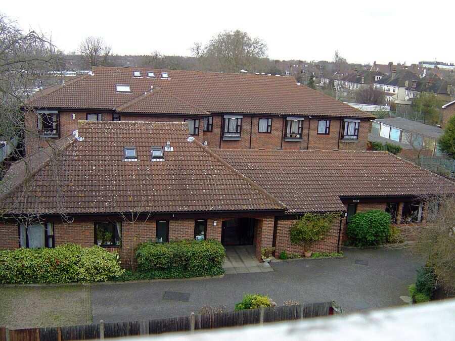 Shaftesbury Court Lambeth Greater London SW16 1LW