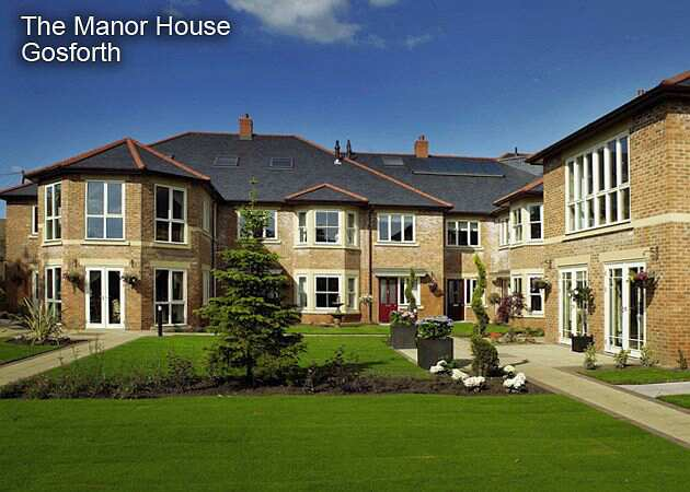 The Manor House Newcastle Upon Tyne Tyne And Wear NE3