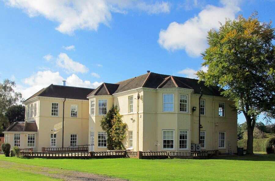 d3af9e4a857 The Old Rectory Care Home, Bridgnorth, Shropshire, WV7 3EP ...