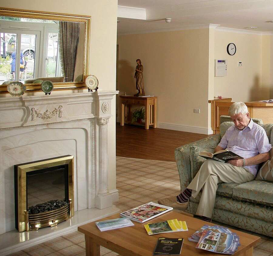 Holy Cross Care Home, Wealden, East Sussex, TN21 0DZ ...