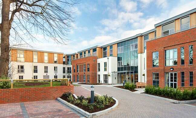 Liberty House Merton Greater London Sw20 8da For Sale Housing