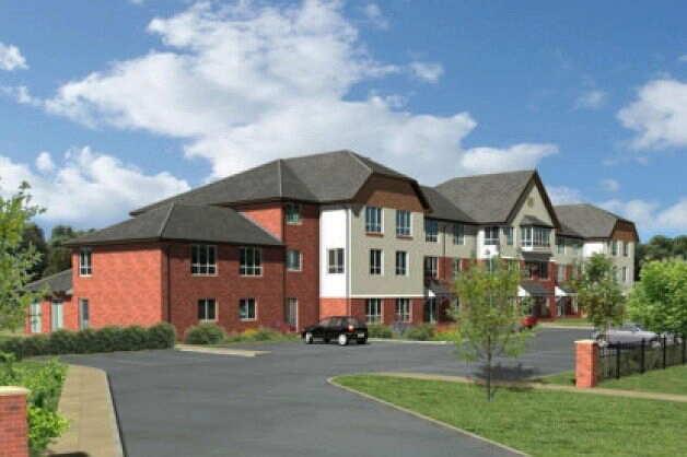 Elm Park Care Home Doncaster South Yorkshire DN6 7TZ