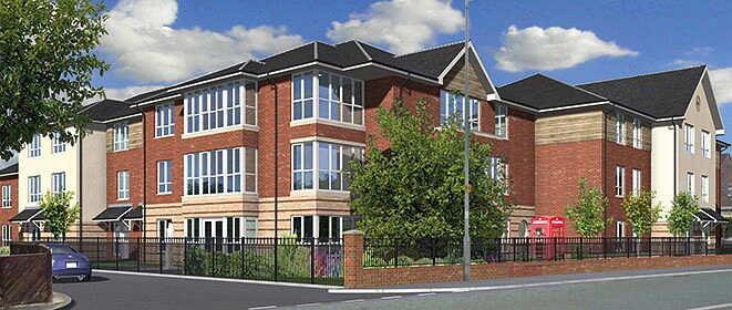 Oak Park Care Home Kirklees West Yorkshire WF12 8NJ