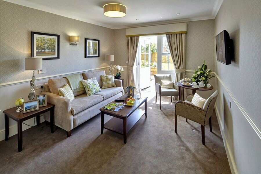 crispin court care home stafford staffordshire st16 1ld residential care home. Black Bedroom Furniture Sets. Home Design Ideas
