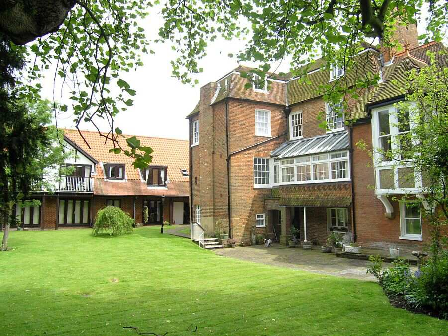 The Old Vicarage Care Home Kent