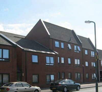 New Park House Shrewsbury And Atcham Shropshire SY1 2RT