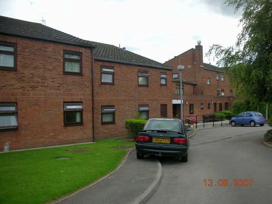 St Georges Court Halton Cheshire Wa8 8dp Sheltered