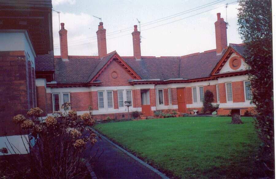 Burton Court Care Home