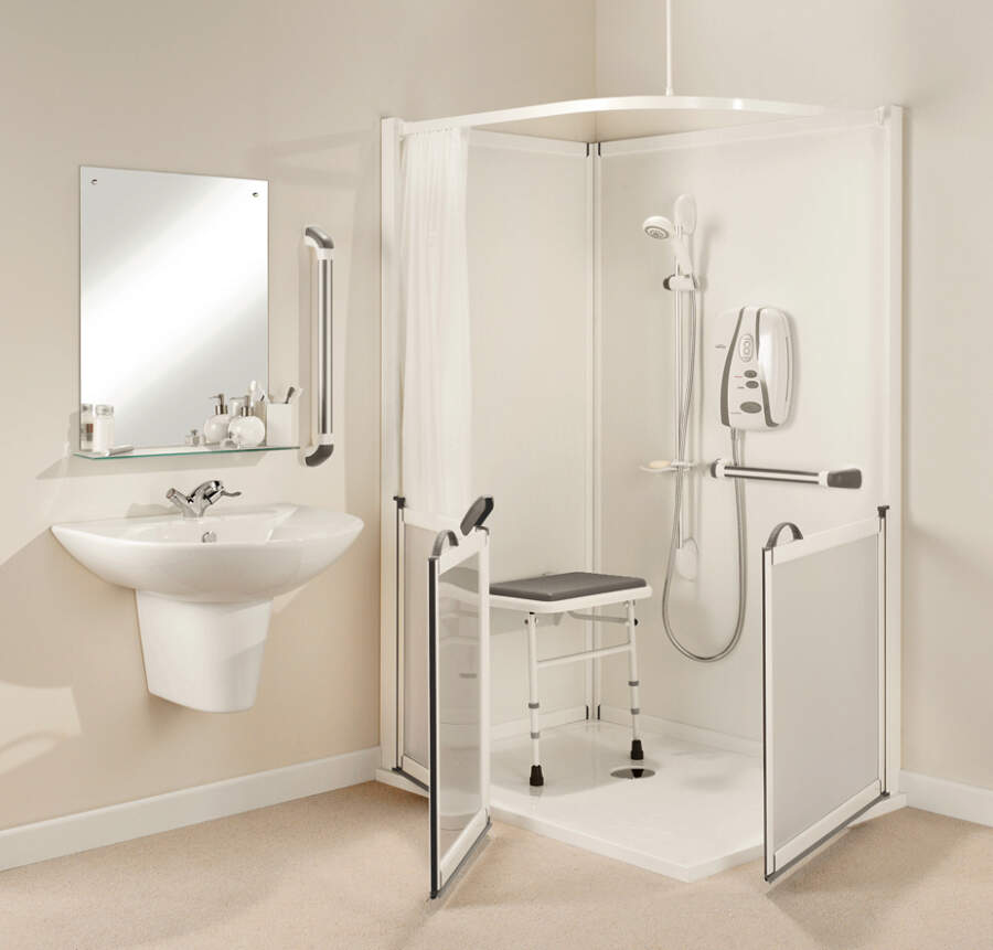 Safer bathrooms for the elderly international open for Bathroom design ltd