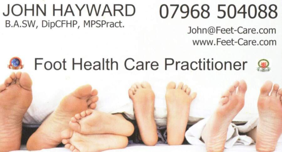 foot health care